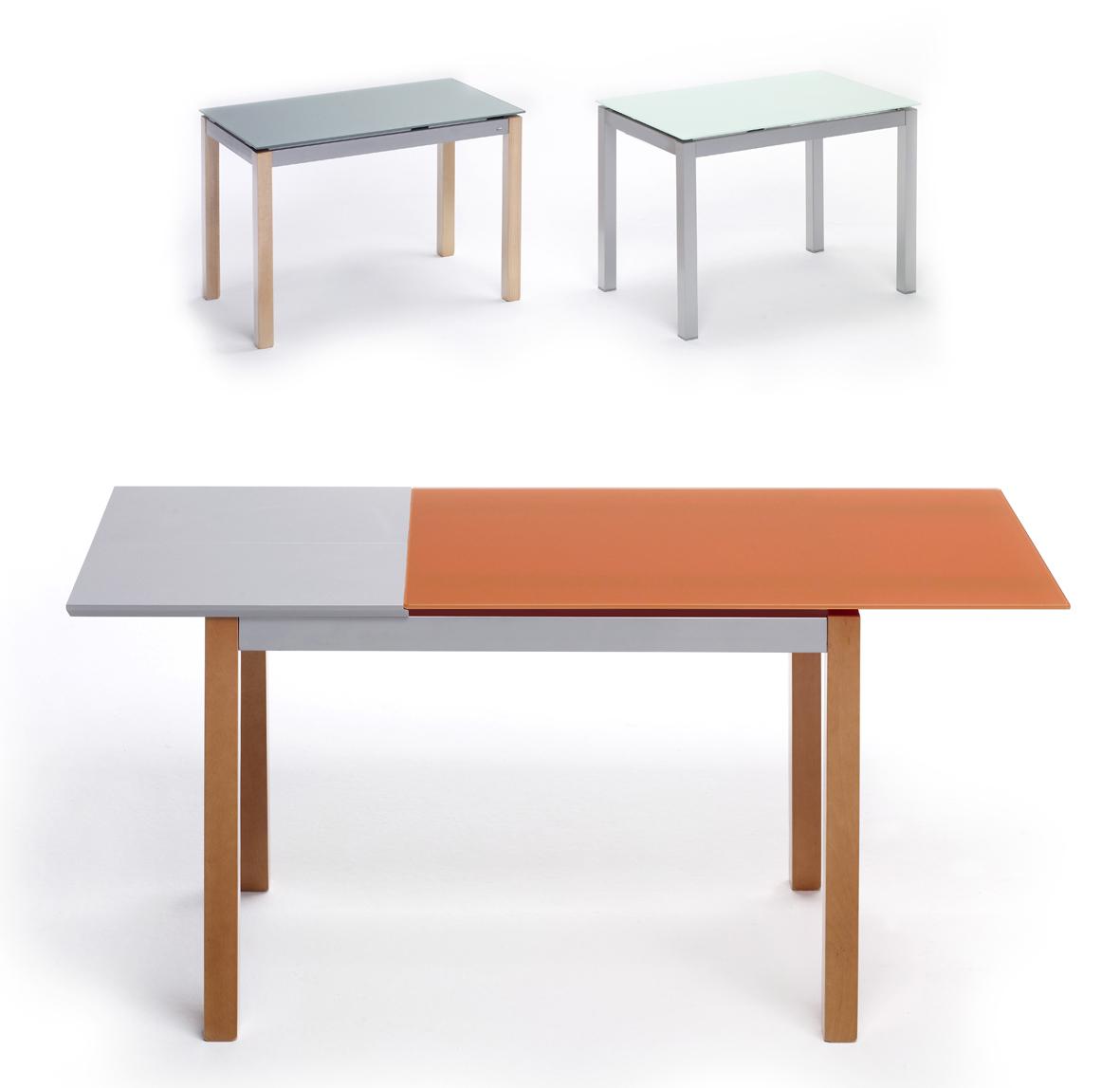 Mesa cocina a 2 decora descans complementos mueble hogar for Mueble mesa cocina