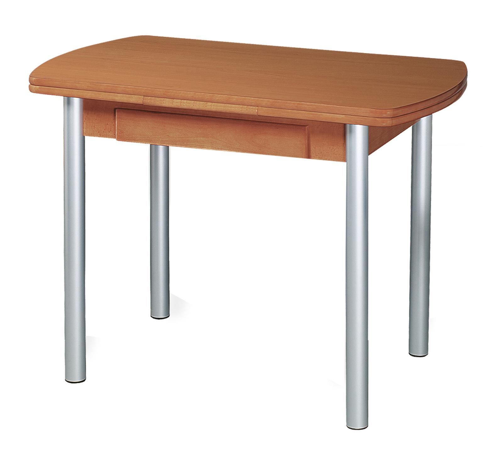 Mesa cocina oval 100 decora descans complementos mueble for Precios de mesas de cocina
