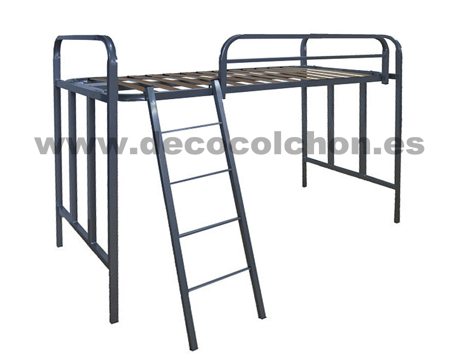 Litera francia somieres bases canap s camas y colchones for Camas 110x200