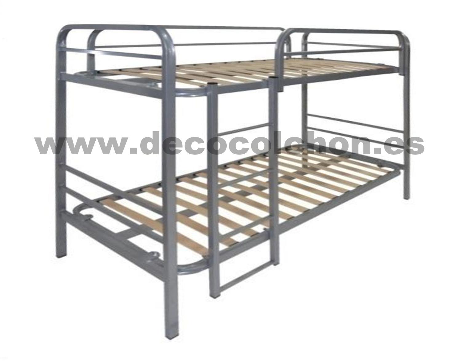 Litera italia somieres bases canap s camas y colchones for Camas 110x200