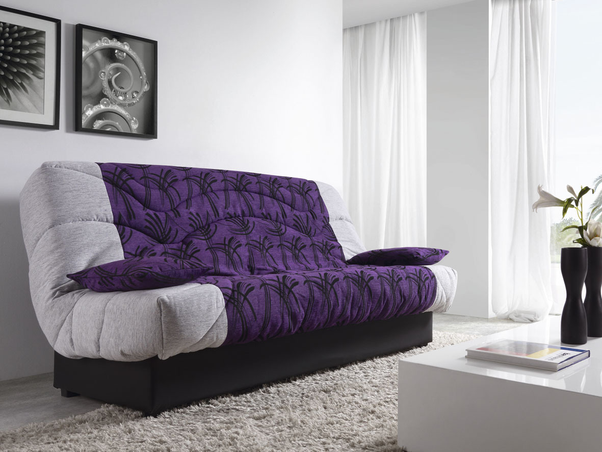 Sofa cama saba decora descans colch n dormir relax so ar for Colchon para sofa cama plegable
