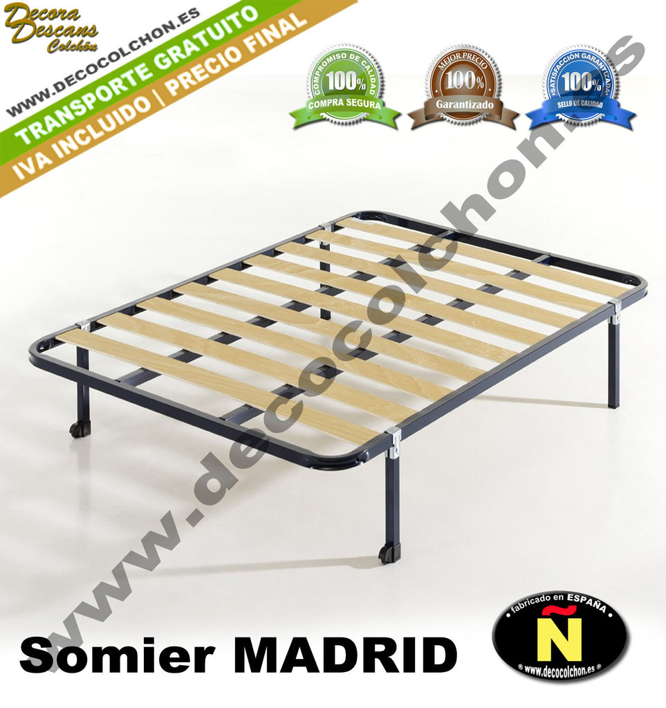 SOMIER MADRID