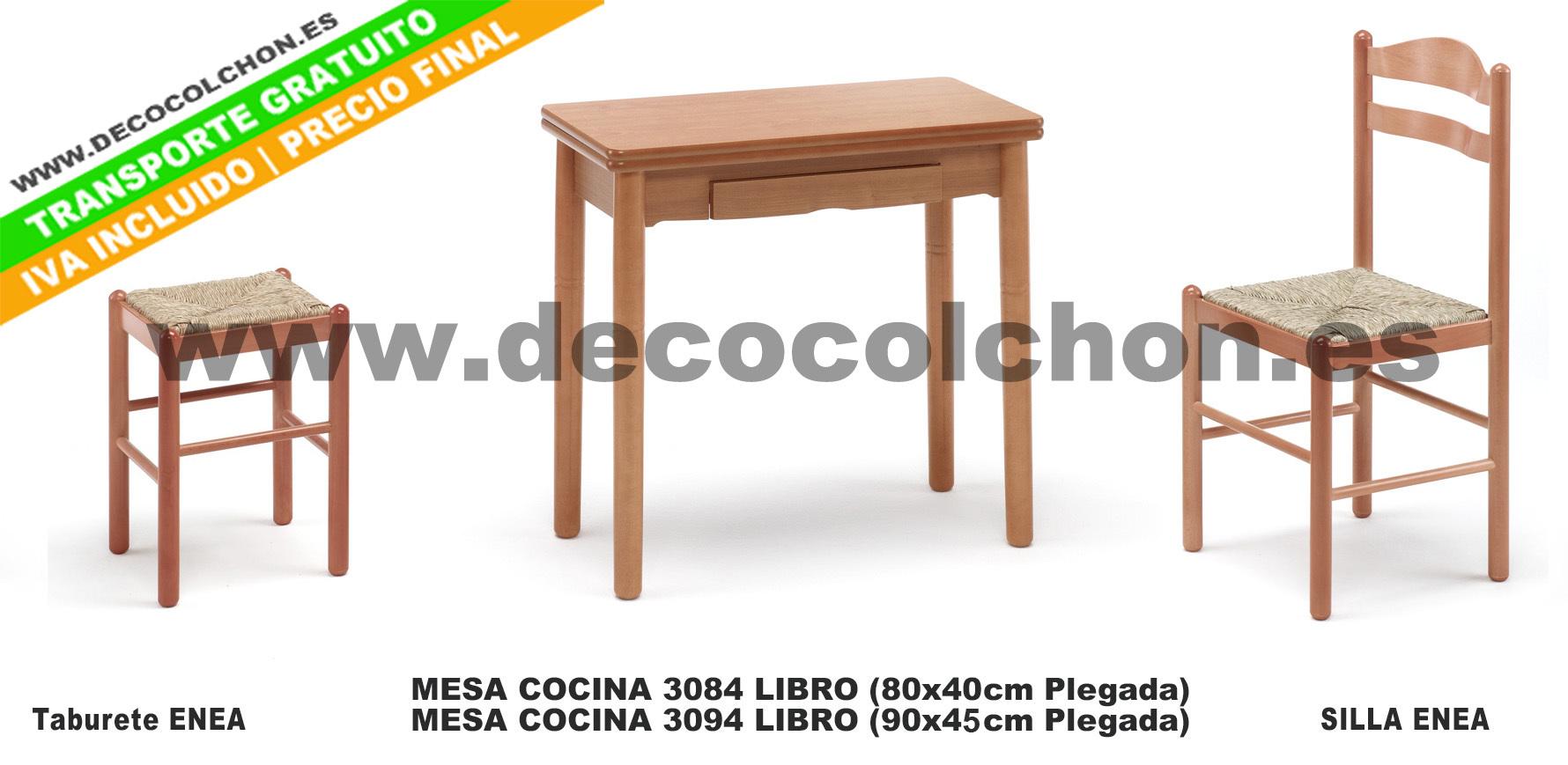 MESA COCINA 3094 | Decora Descans Complementos. Mueble, hogar